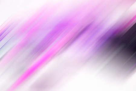 Purple blurred stripes and white spotlight background
