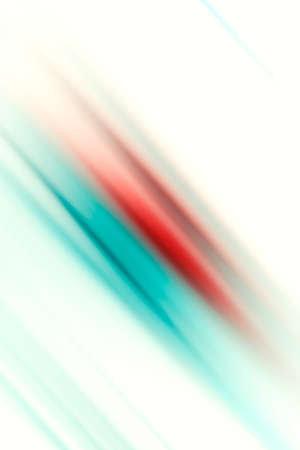 Abstract background of colorful pigment on white background. Motion blur, red and blue background. Place for your design.