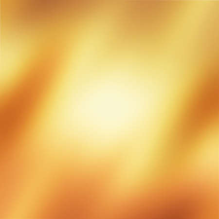 Gold texture. Light realistic, shiny, metallic empty golden gradient template. Abstract metal decoration. Design for wallpaper, background, wrapping, fabric etc