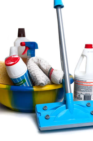 Spring cleaning Stock Photo - 9956387