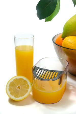 machine for pressing citrus Stock Photo - 9956390