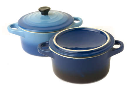 stinks: Mini casseroles individual which makes it possible individually to simmer a dish while adding an original character to the presentation.