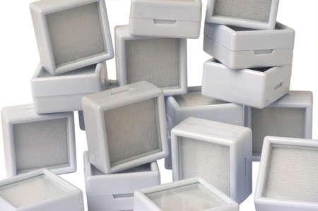 limp: Limp windows Stock Photo