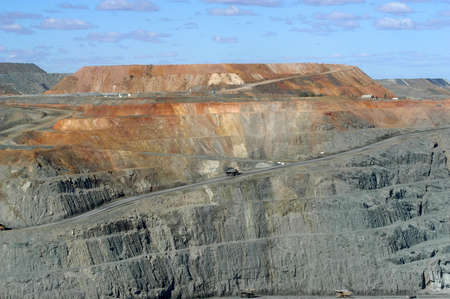 Goldmine of Kalgoorlie in the western australia Stock Photo - 17525445