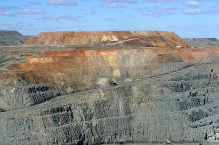 Goldmine of Kalgoorlie in the western australia Stock Photo - 17525445