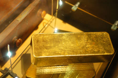 unearth: The museum of the gold of Ballarat in Australia in Victoria where all the history of the gold and marvellous gold nuggets of impressive size is.