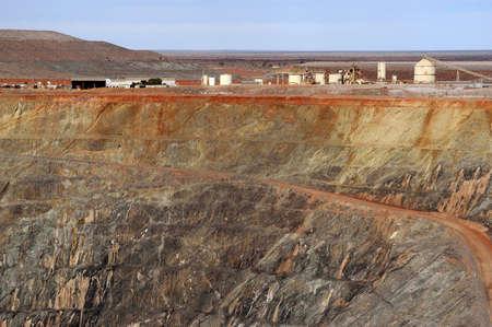 Goldmine of Leonora in the Australia Western Stock Photo - 17580539