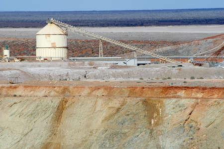 leonora: Goldmine of Leonora in the Australia Western