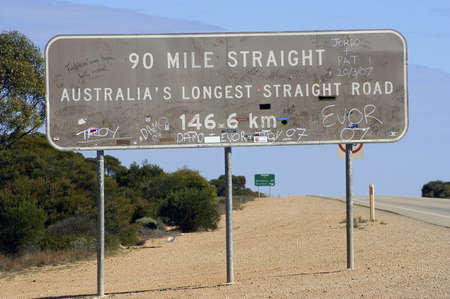 the longest line right of Australia photo