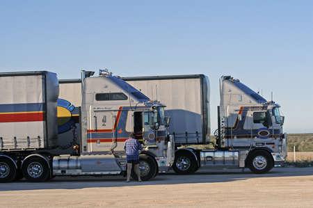 road transport in Australia photo