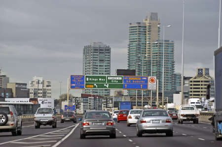 Melbourne by the fast track