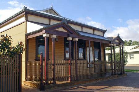 leonora: tourist office of Leonora in the Western Australia