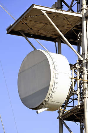 Antennas atop Mount Aigoual photo