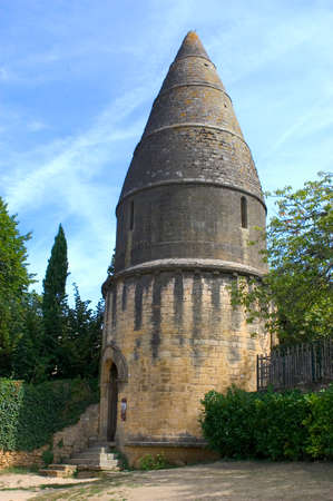 The lantern of the dead, a monument of Sarlat photo