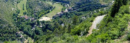 humanidad: Navacelles, franc�s patrimonio natural de la humanidad por la UNESCO