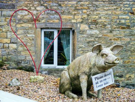 wharfedale: Heart of Grassington Yorkshire