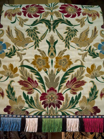 lancashire: Antique church furnishings in St. Leonards Downham Lancashire Editorial