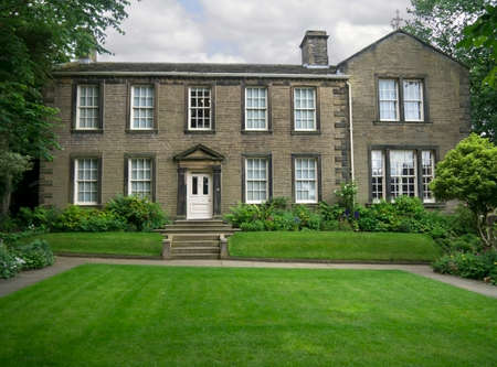 charlotte: The Bronte parsonage home to Charlotte, Emily and and Anne, is set in the beautiful village of Haworth.