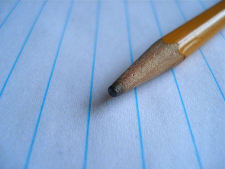 Yellow Wood Pencil