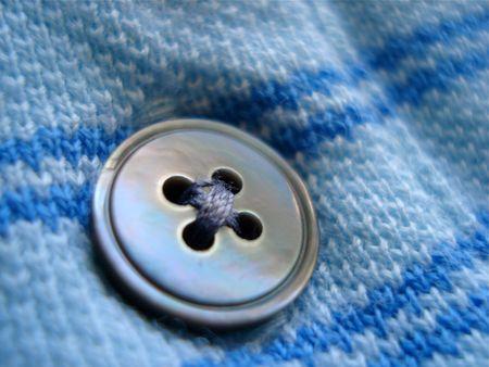 Little Blue Button