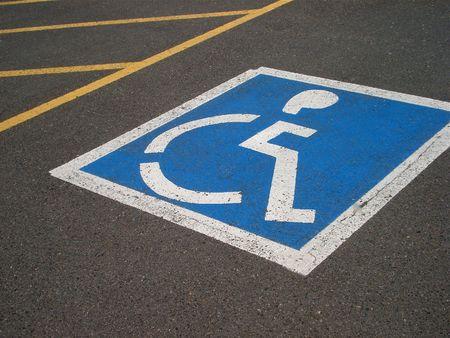 Handicap Marking photo