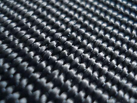 Black Nylon Material Texture