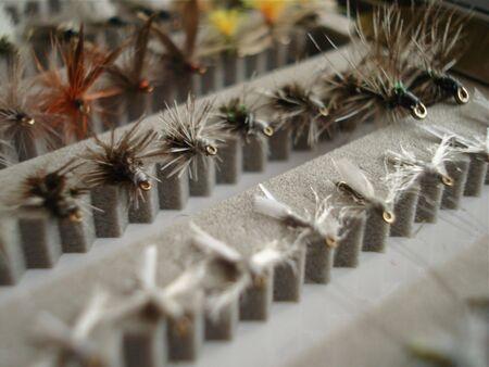 Flyfishing Flies photo