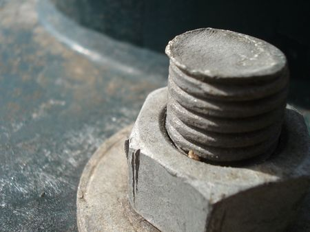 metal fastener: Nut and Bolt