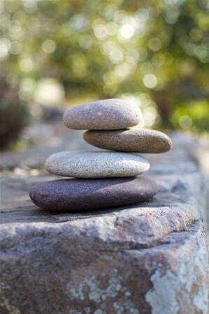 Zen Stones Stock Photo - 9055512