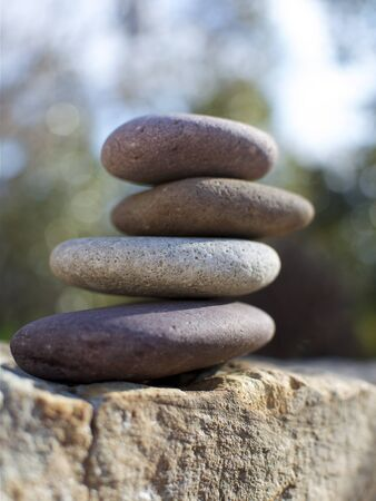 Stacked Stones photo