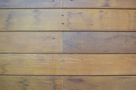 Wooden Wall Detail Stock Photo