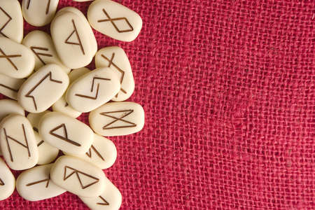 rune: Runic stones, for astrological consultation, past, present and future.