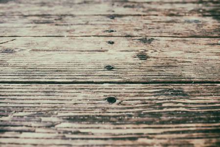 Wooden floor background for vintage and texture