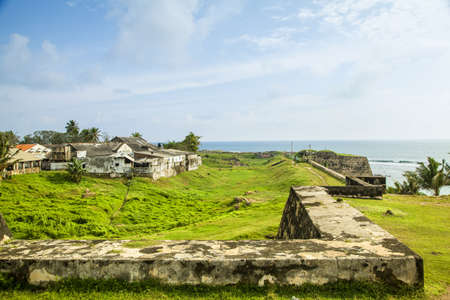 galle: The fort in Galle is a dutch fortress on Sri Lanka in the Indian Ocean in the asian tropes