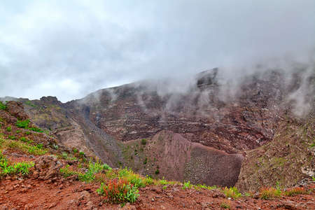 On a hike to the still active volcano Vesuvius near Naples in Italy you will discover beautiful nature and amazing landscapes