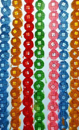 Lanterns, Seoul, South Korea photo