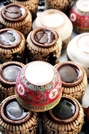 Chinesische Tee-Tassen