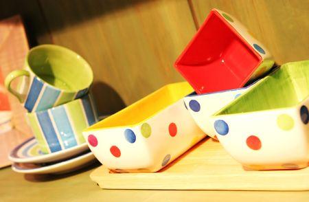 interni casa: Colorate ceramiche - home interni