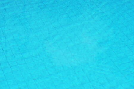 pool symbol: Close-up of water in a swimming pool. Stock Photo