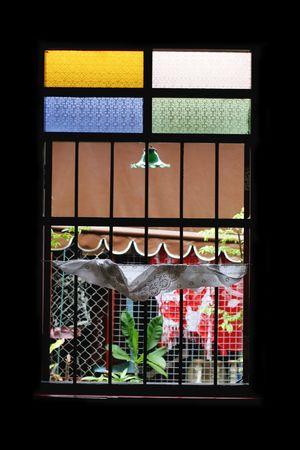 room accents: Finestra con vetro accenti - home interni.