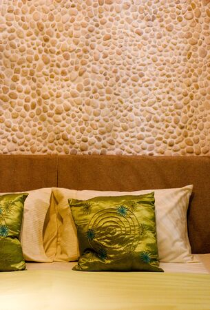 Modern bedroom interior. Stock Photo - 4212994