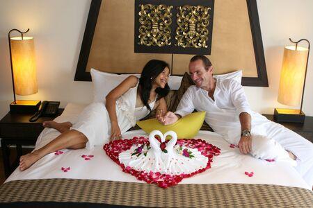 honeymooners: Mayor luna de miel.