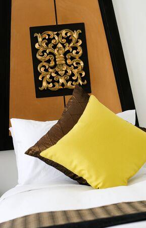 interni casa: Interni di una moderna camera da letto - casa.