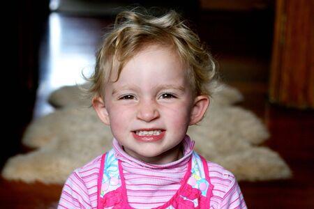 mischeif: Cute young girl.