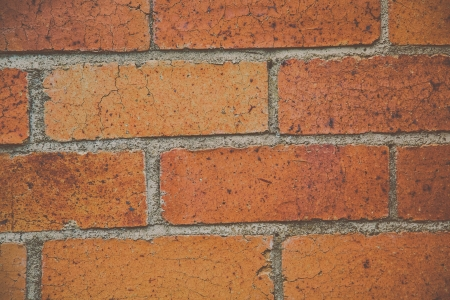 Brick wall - backgroundtexture. photo