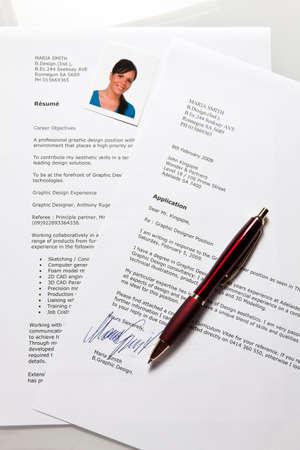 competencias laborales: Solicitud y CV en Ingl�s