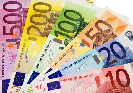 Europan Union currency Stock Photo - 4428481