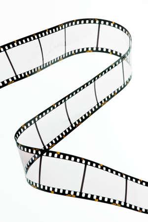 Film strips voor APGVis met tekst ruimte. Lege Dia 35-mm film.