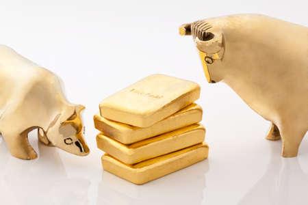 lingotes de oro: Inversi�n en oro real de oro en lingotes y monedas de oro. Feingold.