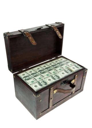 dollar bills: Immagine per ricchezza di foto. Molti americani dollar bills Archivio Fotografico